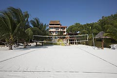 Beachside Volleyball